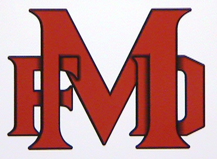 Emblem of Moosup Fire Department